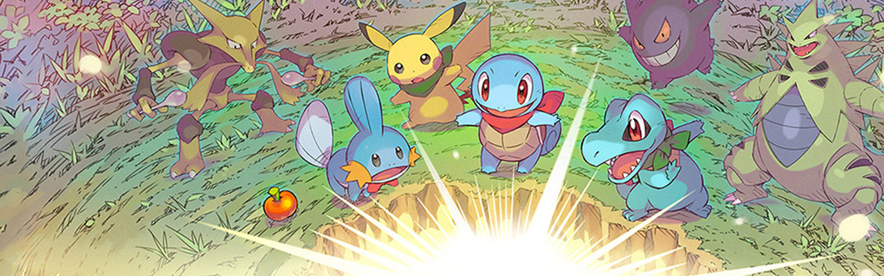 Pokémon Mystery Dungeon: Rescue Team DX - Vrolijke, maar repetitieve game