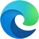 Microsoft Edge logo (79 pix)