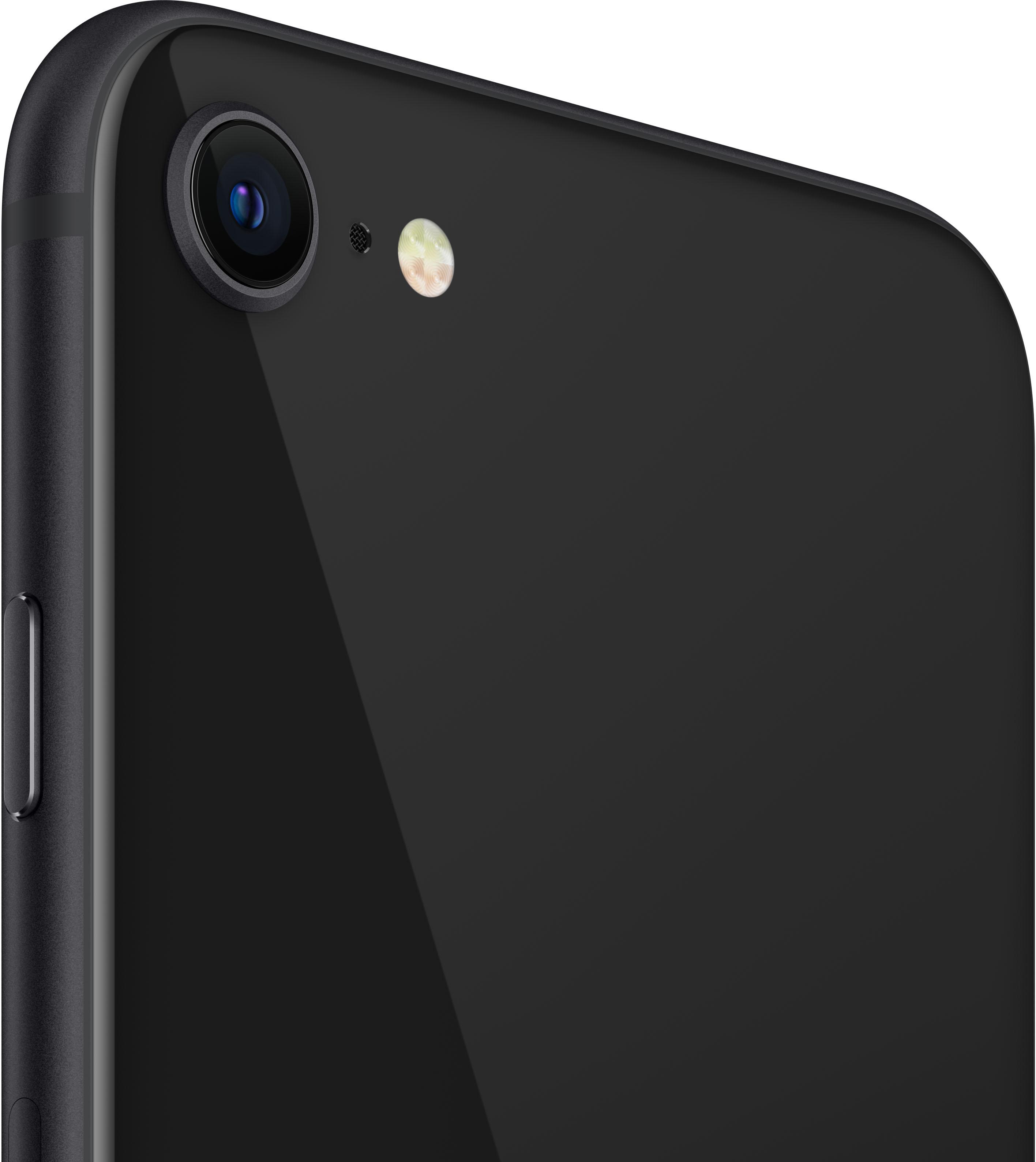Apple Iphone Se 2020 64gb Usb A Kabel Lader Oortjes Zwart Prijzen Tweakers