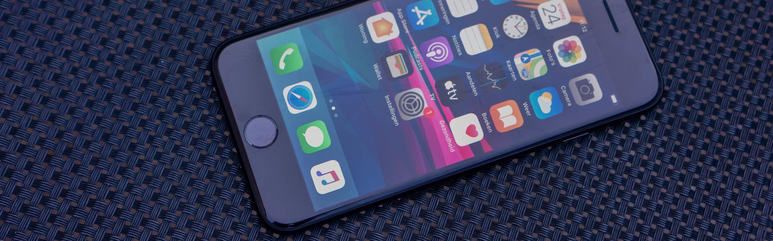 Apple Iphone Se 2020 Review Inleiding Tweakers