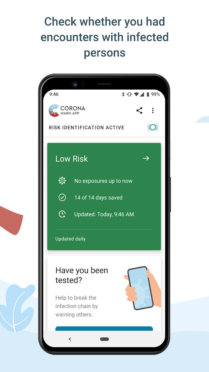Duitse Regering Brengt Opensource Corona App Uit It Pro Nieuws Tweakers