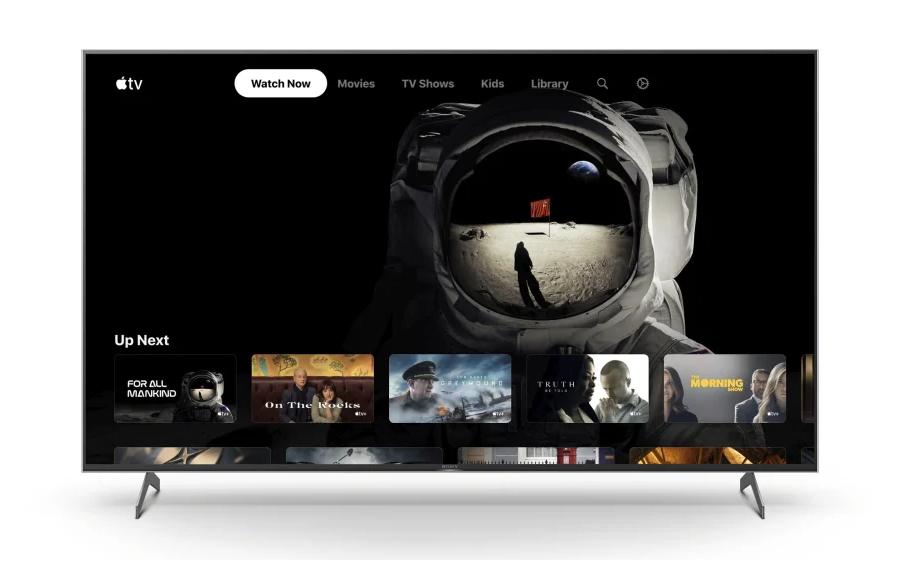 Sony XH90 Apple TV