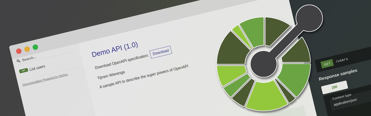 De OpenAPI-standaard - Introductie - Achtergrond - Tweakers