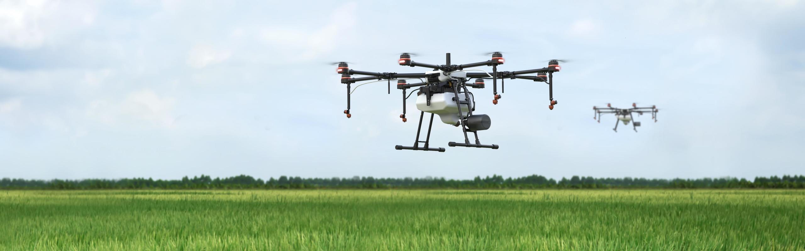 Drones in de landbouw - Beperkingen en oplossingen - Achtergrond - Tweakers