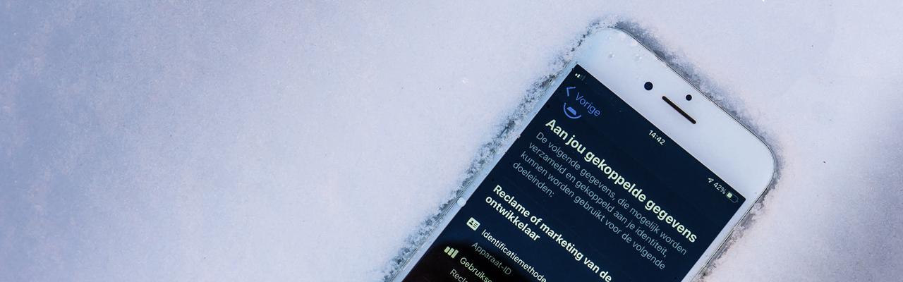 Transparantie over datahonger apps - Inleiding - Achtergrond - Tweakers