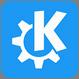 KDE logo (75 pix)