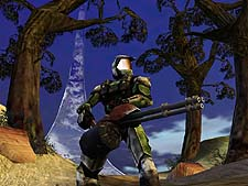 Halo screenshots
