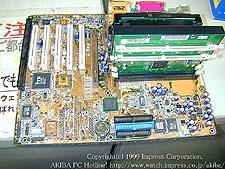Asus DIMM Riser card