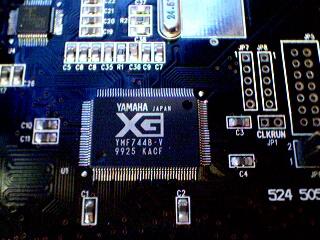 Guillemot Maxi Gamer Fortissimo PCB