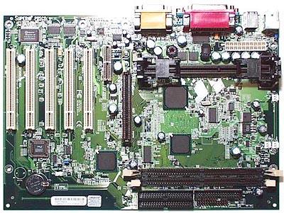 Supermicro PIIISCD mainboard