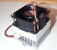 Alpha socket370 cooler