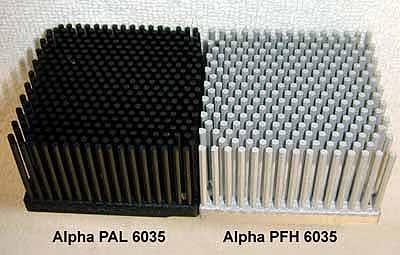 Nieuwe Alpha socket370 cooler
