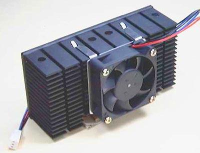 Alpha Novatech P612H35M Athlon heatsink