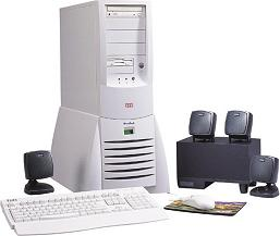 SYS Cold-Fusion 1000 1GHz Athlon System