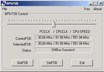 BP6 FSB