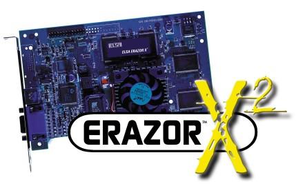 Elsa Erazor X2