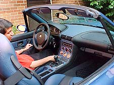 BMW M3 Roadster