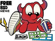 FreeBSD Daemon