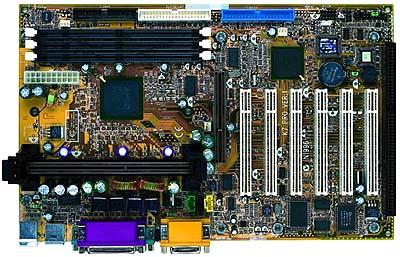 Microstar K7Pro slot-A moederbord