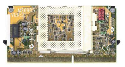 MSI-6905 Master CPU Converter Board