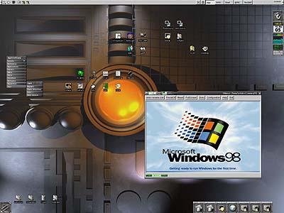 VMWare onder Linux