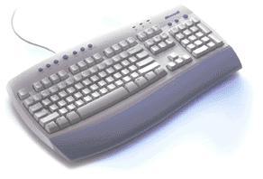 Microsoft Internet Keyboard