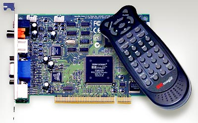 Sigma Designs Hollywood Plus DVD Decoder & Remote