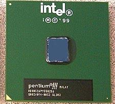 Pentium III 550E FC-PGA