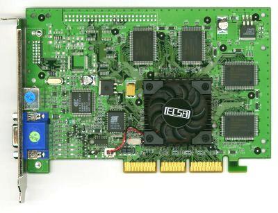 Elsa Erazor X2 PCB