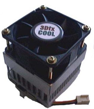 3DfxCool 7HO Alpha cooler