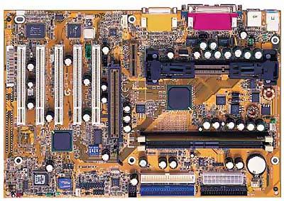 Gigabyte GA-6CX i820 moederbord