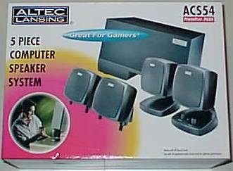 Altec-Lansing ACS54