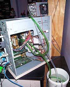 Senfu water cooling radiator