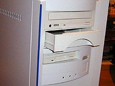 Super Box drive bay lade
