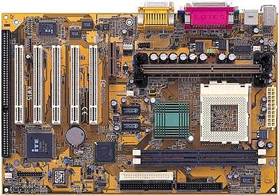 FIC KW15 i810E (slot1 + socket370)