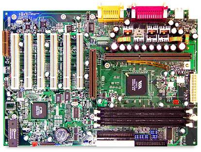 Tyan S2380 KX133 moederbord