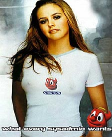 OpenBSD babe #5