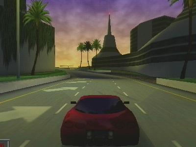 Voodoo5 NFS3 screenshot