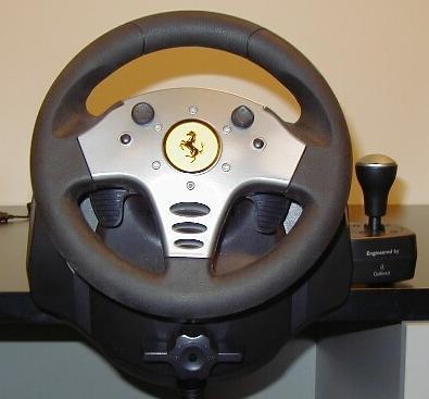 Guillemot Force Feedback Wheel