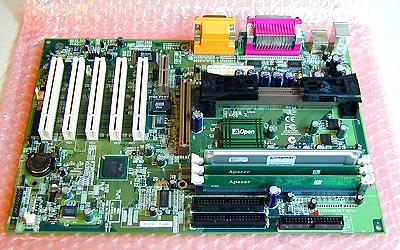AOpen AX6C i820+Rambus
