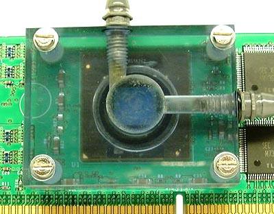 CeBIT 2000: Madex watercooler