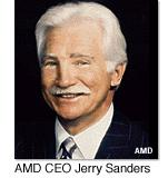 Jerry Sanders (AMD CEO)
