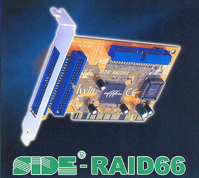 Iwill SIDE RAID 66 controller