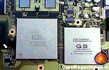 Playstation II ingewanden