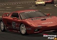 Playstation II: Ridge Racer screenshot