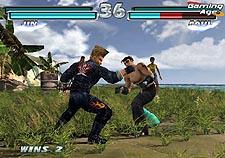 Playstation II: Tekken Tag Tournament screenshot