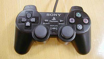 Playstation II controller