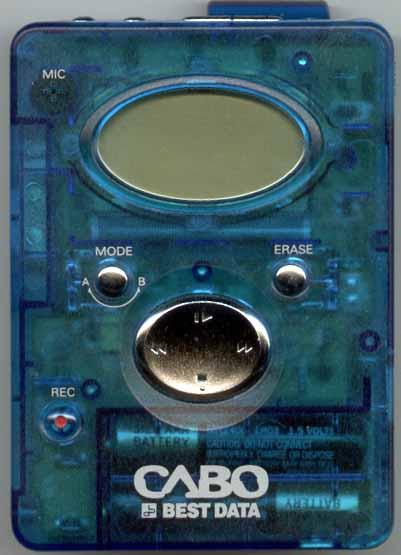 Best Data CABO MP3 speler