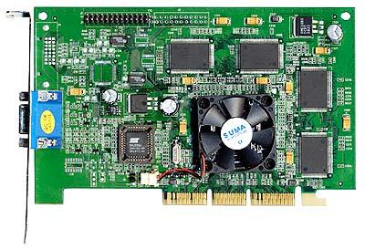 SUMA Platinum GeForce 64MB DDR