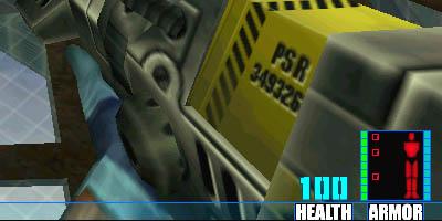 3dfx Sin screenshot (geen FSAA)